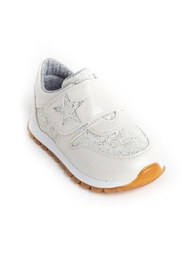minipicco Minipicco Kız Cocuk Sedef Ortopedik Destekli Çocuk Spor Ayakkabı Pembe